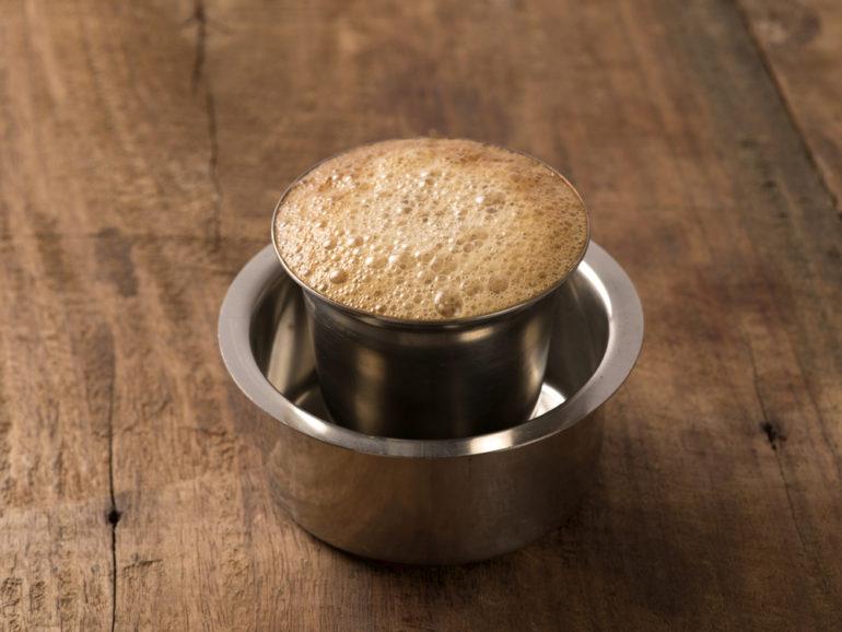 インディアンコーヒー